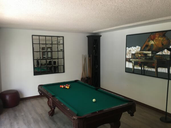 Detox Pool Table  scaled